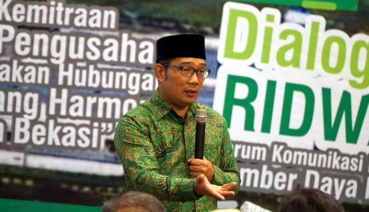 Foto Berita Ini Strategi Ridwan Kamil Lawan Terorisme