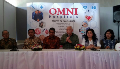 Foto OMNI Hospital Kembali Buka Rumah Sakit di Bekasi