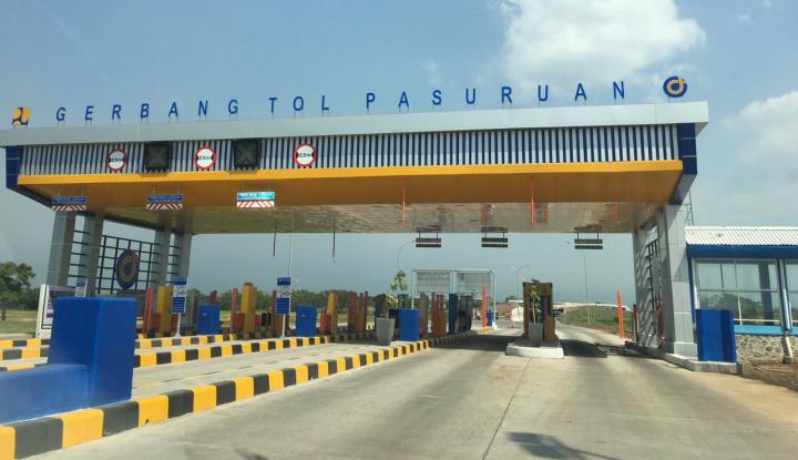 Foto Berita Kemen PUPR: Jalan Tol Semakin Panjang, Pemudik Hati-Hati