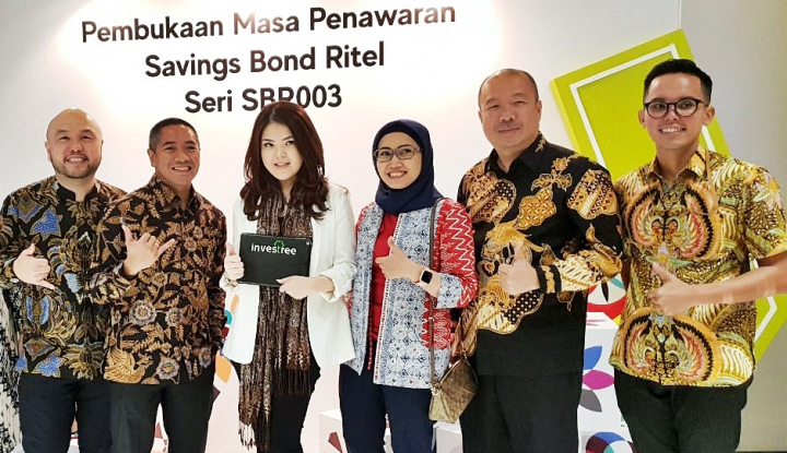 Investree Pasarkan Savings Bond Ritel Seri SBR003