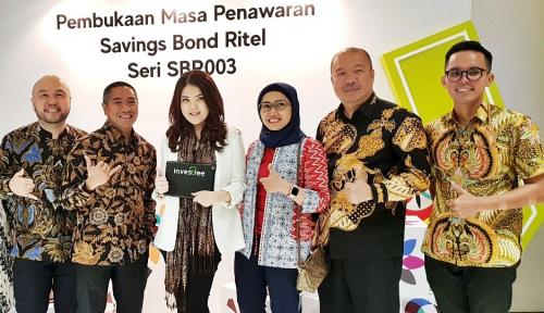 Foto Investree Pasarkan Savings Bond Ritel Seri SBR003