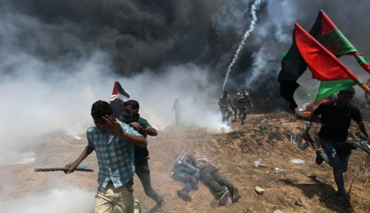 palestina kutuk penolakan israel atas penyelidikan pbb
