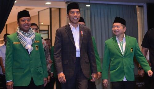 Foto Imin Belum Jelas Arah Dukungannya, PPP Sindir Jatah Menteri untuk PKB dari Jokowi