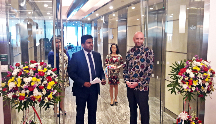 Foto Berita Regus Tambah Jaringan Kantor di Jakarta