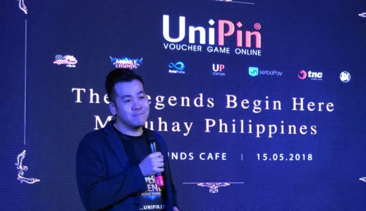 Foto Berita UniPin Perluas Ekspansi Bisnis ke Asia Tenggara