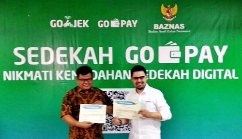 Foto Sedekah Lewat Go-Pay Diklaim Meningkat 60% Selama Ramadan 2017