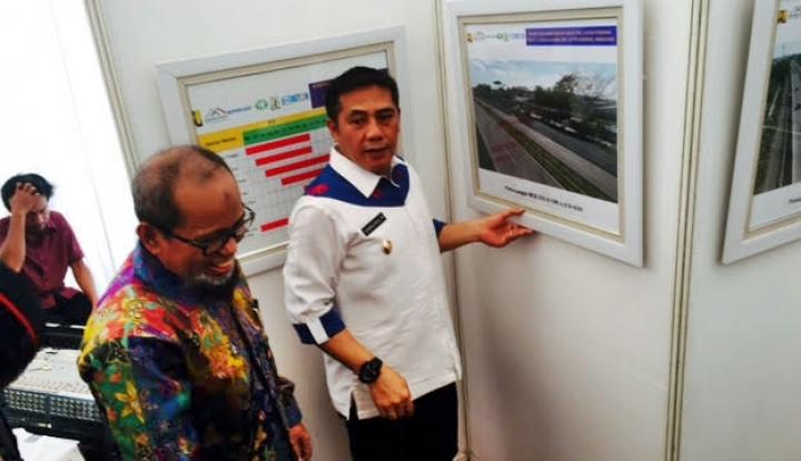Foto Berita Habiskan Rp2,2 Triliun, Tol Layang AP Pettarani Jadi Ikon Makassar