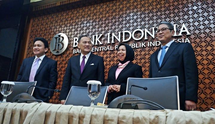 Foto Berita BI Naikkan Suku Bunga Acuan 25 Bps