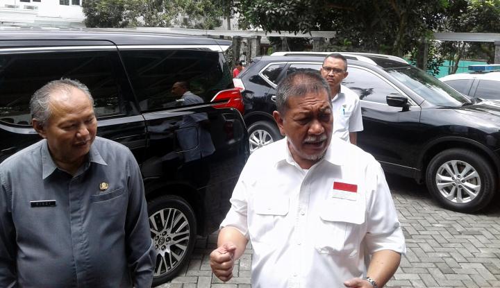 Foto Berita Demiz Sudah Terima SK Jadi Jubir Jokowi-Ma'ruf, Gubernur Papua Menyusul