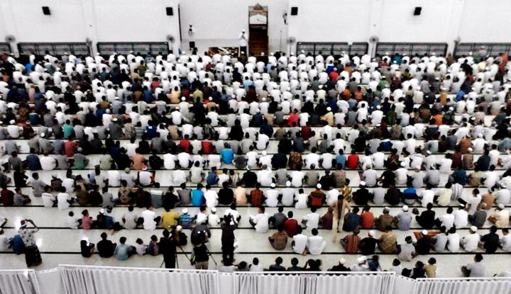 Foto Berita Bawaslu Ingatkan Larangan Kampanye di Tempat Ibadah
