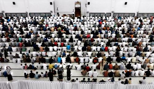 Foto Bawaslu Ingatkan Larangan Kampanye di Tempat Ibadah