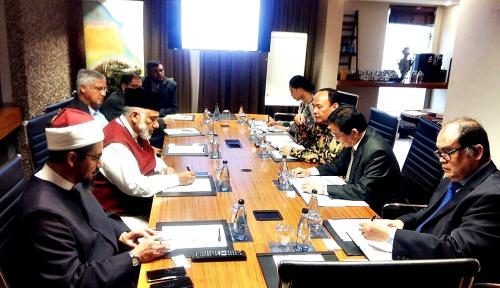 Foto Jaring Buyer Potensial, Indonesia Gelar Forum Bisnis di Afrika Selatan