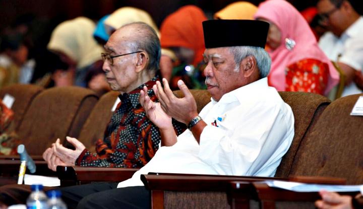 Foto Berita Sambut Ramadan, Menteri Basuki Ajak Anak Buahnya Introspeksi Diri