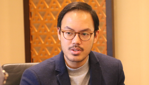 Foto Fintech Alami Jaring Kemitraan dengan Lembaga Keuangan Syariah