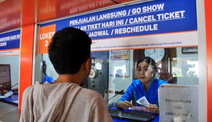 Kini, Penumpang Kereta Api Bisa Chek-In di Seluruh Stasiun Online - Warta Ekonomi