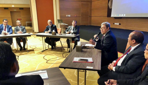 Foto Jabar dan Tunisia Jalin Kerja Sama Investasi