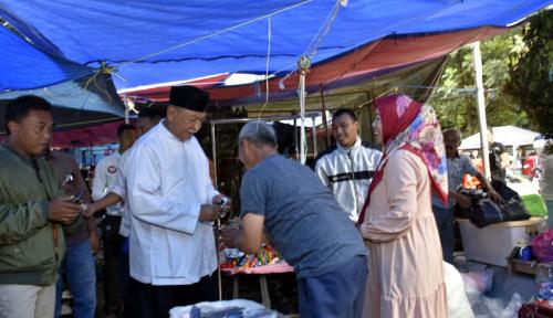 Foto Selama Ramadan, Demiz Bakal Bidik Pasar Kaget