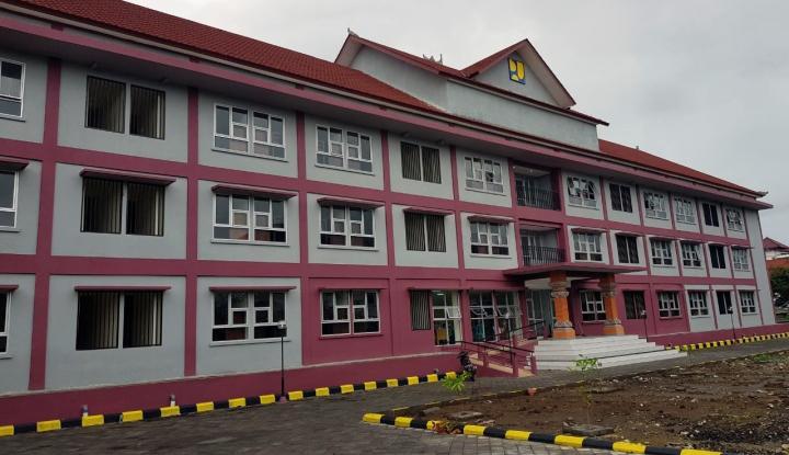 Foto Berita KemenPUPR Bangun 2 Rusunawa untuk Pegawai Lapas Nusakambangan