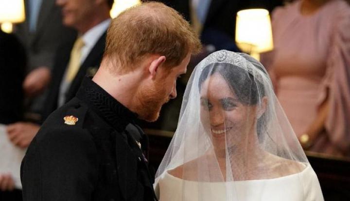 Foto Berita Meghan Istri Pangeran Harry Dikabarkan Hamil