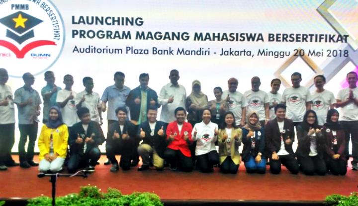 Foto Berita Kementerian BUMN Hadirkan Program Magang Bersertifikat bagi Mahasiswa