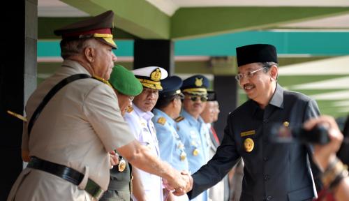 Foto Harkitnas, Gubernur Sumut: Hindari Politik Adu Domba