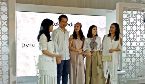 Foto Tokopedia Kolaborasi dengan Entrepreneur Lokal