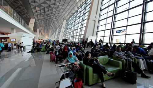 Foto Ini Dia Alasan Damri Menaikkan Tarif Bandara