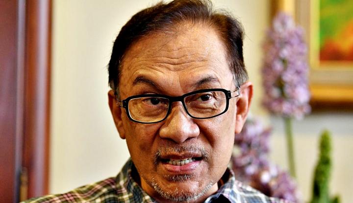 Foto Berita Anwar Ibrahim Sedih Dengar Kabar Surabaya Dibom Teroris