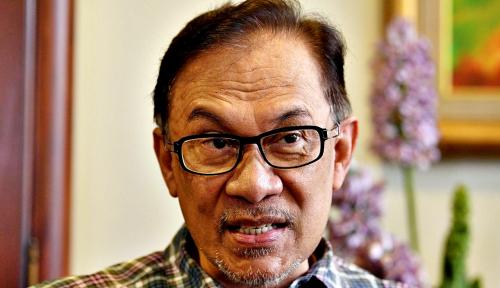 Gak Dapat Restu Sang Raja, Anwar Ibrahim Gagal Lagi Jadi Perdana Menteri