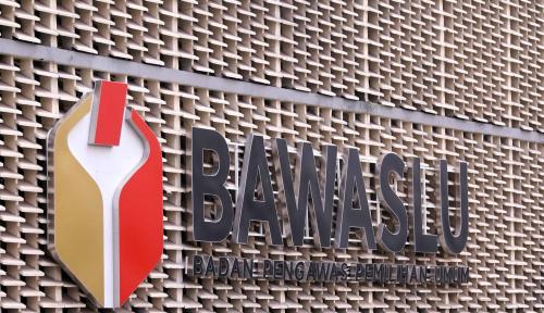 Foto Bawaslu Tak Memberikan Sanksi Caleg Dugaan Perzinahan