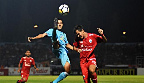 Foto Persija Sukses Permalukan Mitra Kukar dengan Skor 2-0