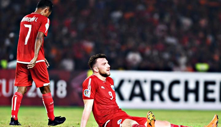 Terganjal Kasus Hukum, Persija Coret Marko Simic dari Skuad di AFC Cup 2019 - Warta Ekonomi