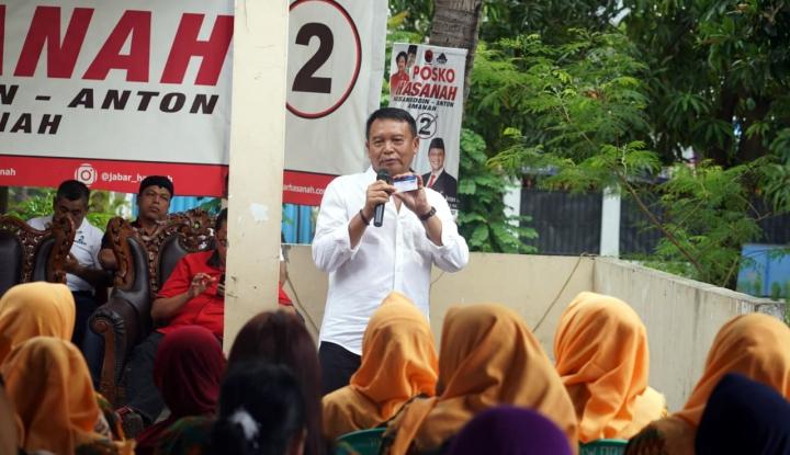 Foto Berita Tingkat Pendidikan Jabar Masih Rendah, Ini Solusi Cagub PDIP