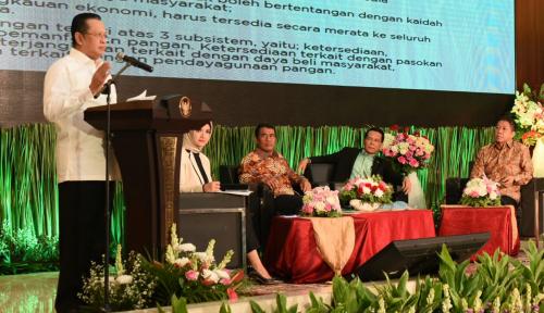 Foto Bamsoet: Impor Beras Bukan Cuma di Era Jokowi Saja