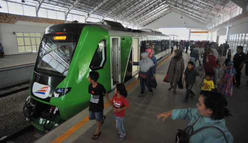 Foto Menhub: Minangkabau Ekspress Telan Dana Rp200 Miliar
