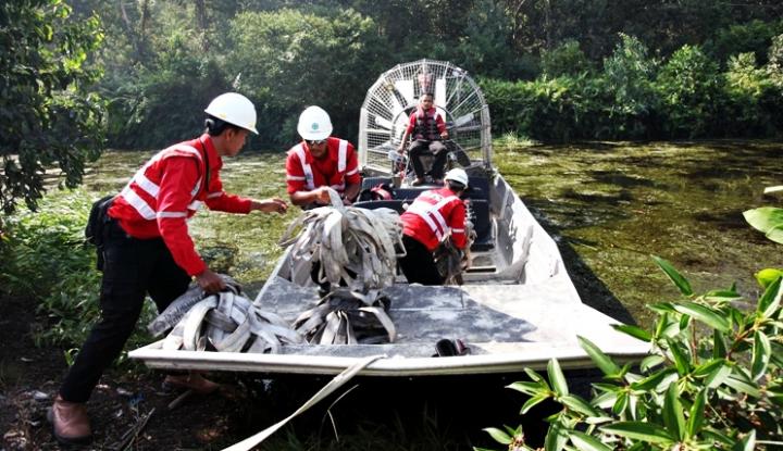 Foto Berita RAPP Siagakan 1.080 Petugas FERT Cegah Kebakaran Hutan