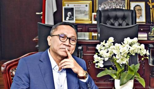 Foto Zulkifli Hasan Digadang-gadang Bakal Jadi Presiden?