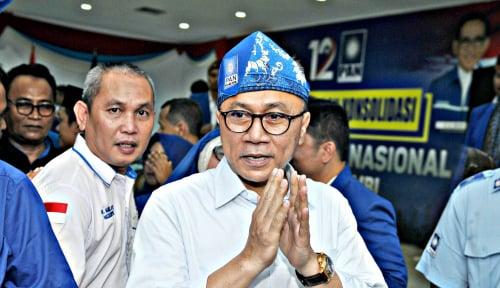 Foto Ketua MPR Ajak Umat Islam Indonesia Bangun Kekuatan