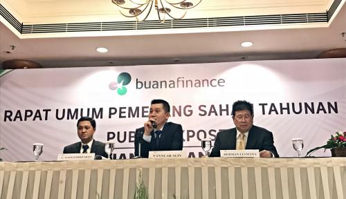 Foto Buana Finance Diguyur Rp1 T oleh BCA Dkk