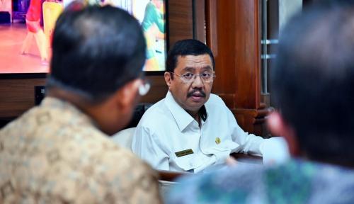 Foto 47 OPD Pemprov Sumut Lakukan Perjanjian Kinerja dengan Gubernur Nuradi
