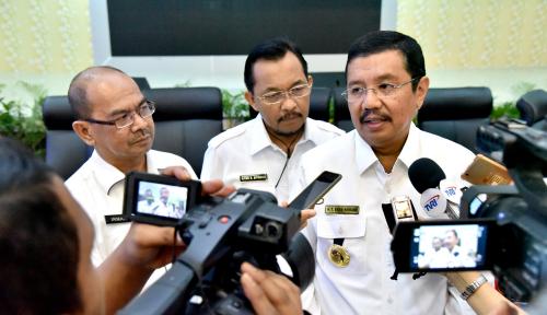 Foto Gubernur Sumut Dukung Pertamina Siapkan Stok LPG dan BBM Selama Ramadan dan Lebaran
