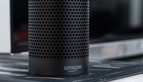 Foto Amazon Rilis Speaker Artificial Intelligence