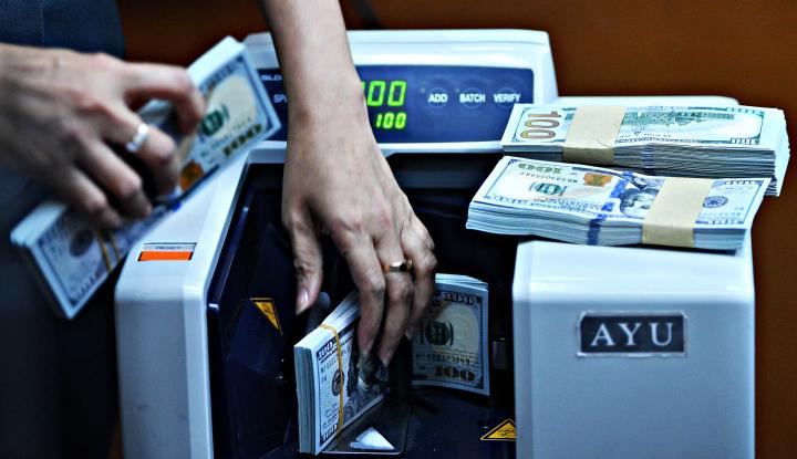 Pemerintah-Swasta Gali Lubang, Utang RI Bengkak Jadi US$408,6 M!