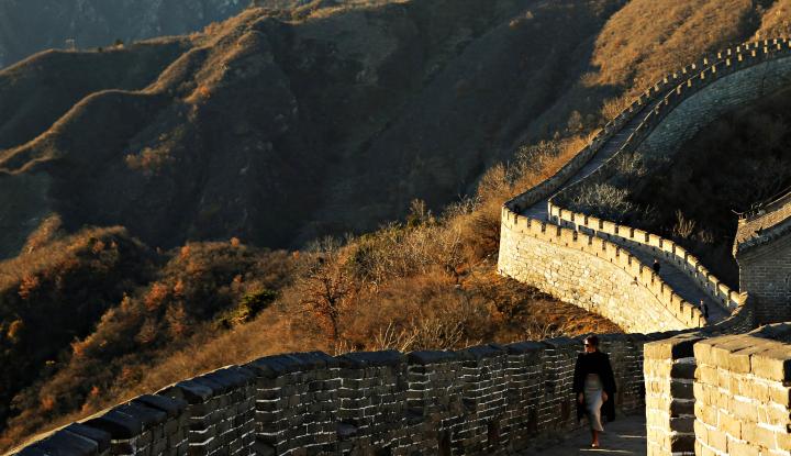 Foto Berita China Tahan Satu Juta Warganya di Fasilitas Rahasia?