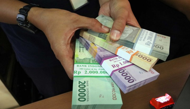 Foto Berita Uang Lecek dan Dicorat-coret Tak Bisa Dipakai Transaksi?