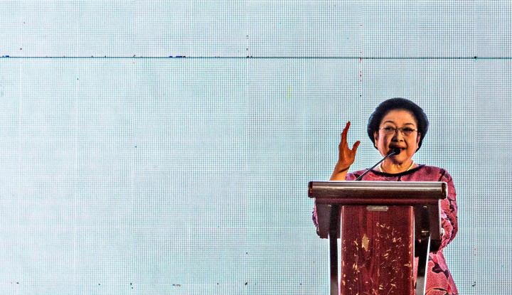 Pergi Kalian, Teriak Megawati: Pergi dari Indonesia! - Warta Ekonomi