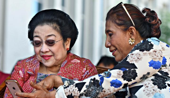 Jokowi 2 Periode, Menteri Susi Siap Menjabat Lagi?