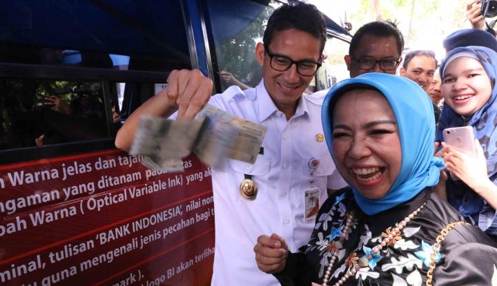 Foto Berita Pelonggaran LTV dari BI, Apa Kata Bang Sandi Uno?