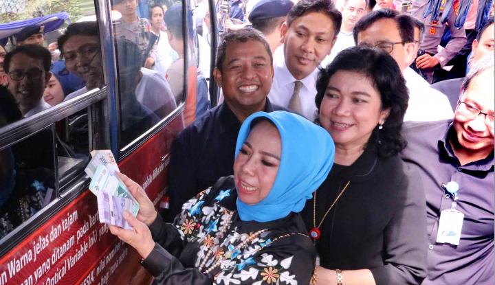 Foto Berita Segera, Penukaran Uang di Monas Hanya Sampai 25 Mei