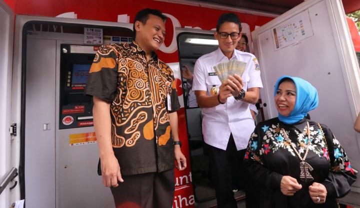 Foto Berita Sandi Harap BPJS Ketenagakerjaan Berikan Manfaat Bagi Ekonomi Mikro